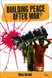 Building Peace After War - 1st Edition book cover