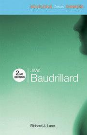 Jean Baudrillard - 2nd Edition book cover