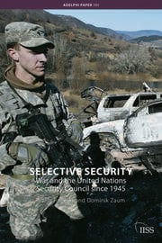 Selective Security - 1st Edition book cover