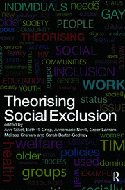 Theorising Social Exclusion - 1st Edition book cover