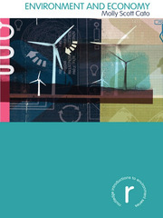Environment and Economy - 1st Edition book cover