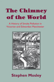 The Chimney of the World - 1st Edition book cover