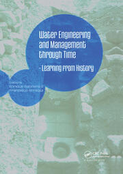 Water Engineering and Management through Time: Learning from History