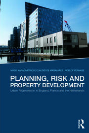 Planning, Risk and Property Development - 1st Edition book cover