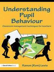 Understanding Pupil Behaviour - 1st Edition book cover