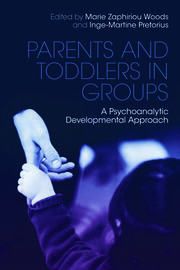 Parents and Toddlers in Groups - 1st Edition book cover
