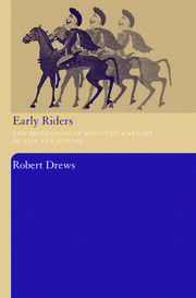 Early Riders - 1st Edition book cover