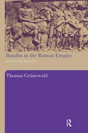 Bandits in the Roman Empire - 1st Edition book cover