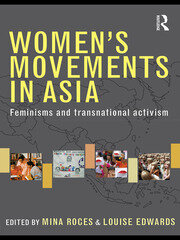Women's Movements in Asia - 1st Edition book cover