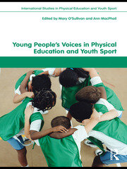 Young People's Voices in Physical Education and Youth Sport - 1st Edition book cover