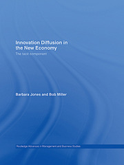 Innovation Diffusion in the New Economy - 1st Edition book cover