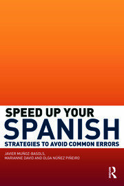 Speed Up Your Spanish - 1st Edition book cover