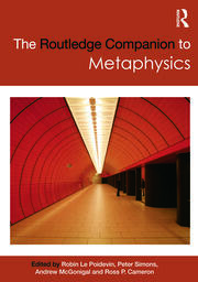 The Routledge Companion to Metaphysics - 1st Edition book cover