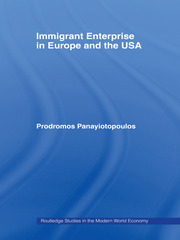 Immigrant Enterprise in Europe and the USA - 1st Edition book cover
