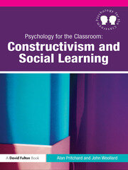 Psychology for the Classroom: Constructivism and Social Learning - 1st Edition book cover