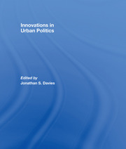 Innovations in Urban Politics - 1st Edition book cover