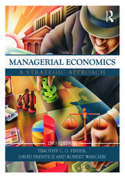 Managerial Economics - 1st Edition book cover
