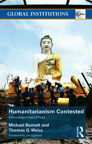 Humanitarianism Contested - 1st Edition book cover