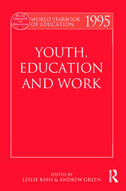 World Yearbook of Education 1995 - 1st Edition book cover