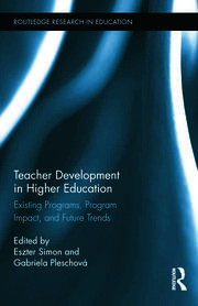 Teacher Development in Higher Education: Existing Programs, Program Impact, and Future Trends