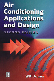 Air Conditioning Application and Design - 2nd Edition book cover