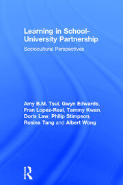 Learning in School-University Partnership - 1st Edition book cover