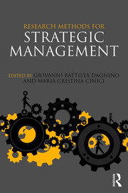 Research Methods for Strategic Management - 1st Edition book cover