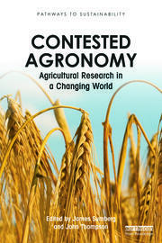 Contested Agronomy - 1st Edition book cover
