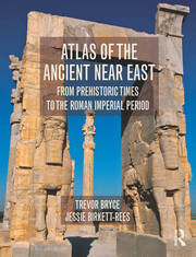 Atlas of the Ancient Near East : From Prehistoric Times to the Roman Imperial Period - 1st Edition book cover