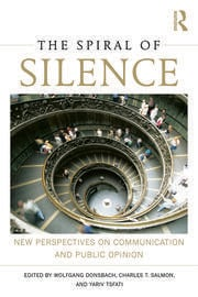 The Spiral of Silence - 1st Edition book cover
