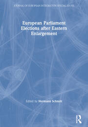 European Parliament Elections after Eastern Enlargement - 1st Edition book cover