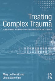 Treating Complex Trauma - 1st Edition book cover