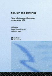 Sex, Sin and Suffering - 1st Edition book cover