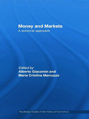 Money and Markets - 1st Edition book cover