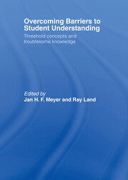 Overcoming Barriers to Student Understanding - 1st Edition book cover
