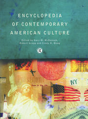 Encyclopedia of Contemporary American Culture - 1st Edition book cover