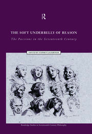 The Soft Underbelly of Reason - 1st Edition book cover