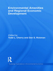 Environmental Amenities and Regional Economic Development - 1st Edition book cover