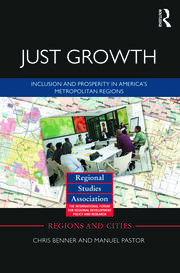 Just Growth - 1st Edition book cover