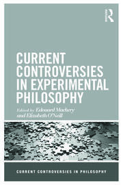 Current Controversies in Experimental Philosophy - 1st Edition book cover
