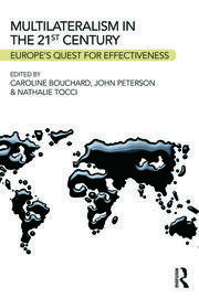 Multilateralism in the 21st Century - 1st Edition book cover