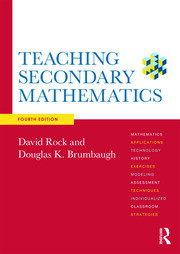 Teaching Secondary Mathematics - 4th Edition book cover
