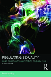 Regulating Sexuality - 1st Edition book cover