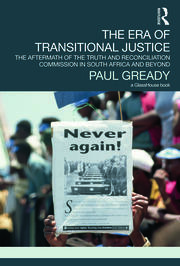 The Era of Transitional Justice - 1st Edition book cover