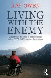 Living with the Enemy - 1st Edition book cover