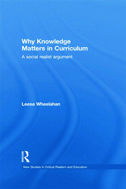 Why Knowledge Matters in Curriculum - 1st Edition book cover