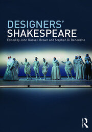 Designers' Shakespeare - 1st Edition book cover