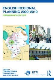 English Regional Planning 2000-2010 - 1st Edition book cover