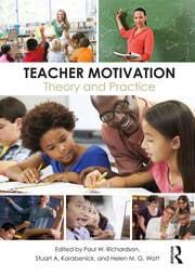 Teacher Motivation - 1st Edition book cover
