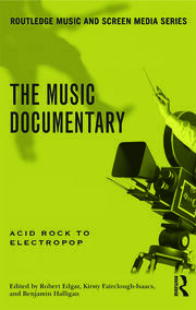 The Music Documentary - 1st Edition book cover